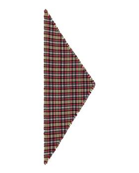 Fraas - Tartan Triangle Scarf