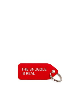 Growlees - The Snuggle is Real Dog Tag