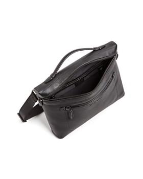 Salvatore Ferragamo - Firenze Slim Leather Briefcase