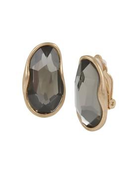 Robert Lee Morris Soho - Stone Clip-on Earrings