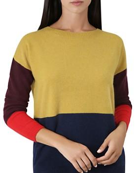 HOBBS LONDON - Becca Color-Block Sweater
