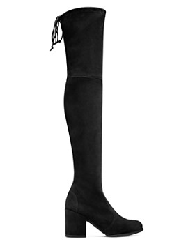 Stuart Weitzman - Women's Tieland Over-the-Knee Boots