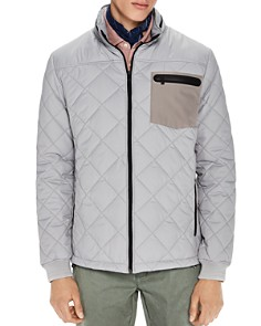 Scotch & Soda - Quilted Jacket