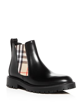 Burberry - Women's Allostock Chelsea Boots