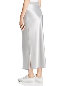 Theory - Satin Column Skirt
