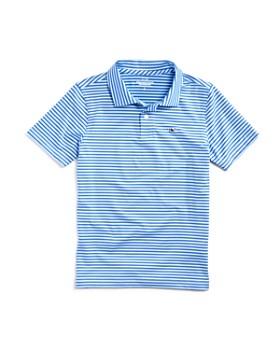 Vineyard Vines - Boys' Candy Stripe Polo Shirt - Little Kid, Big Kid
