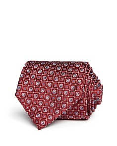 Canali - Squares Neat Classic Tie - 100% Exclusive