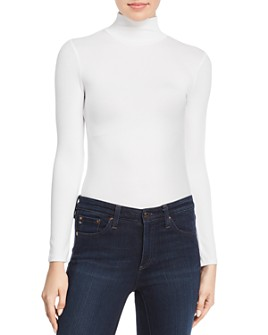 n:philanthropy - Brooke Ribbed Turtleneck Bodysuit
