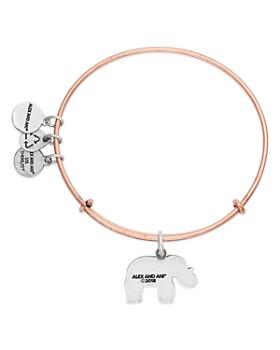 Alex and Ani - Elephant III Cuff Bracelet