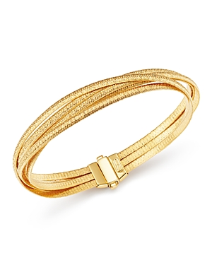 Marco Bicego 18K Yellow Gold Cairo Five-Strand Bracelet-Jewelry & Accessories