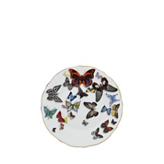 Vista Alegre - Butterfly Parade by Christian Lacroix Bread & Butter Plate