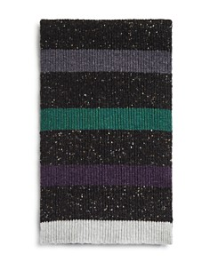 Paul Smith - Donegal Stripe Scarf