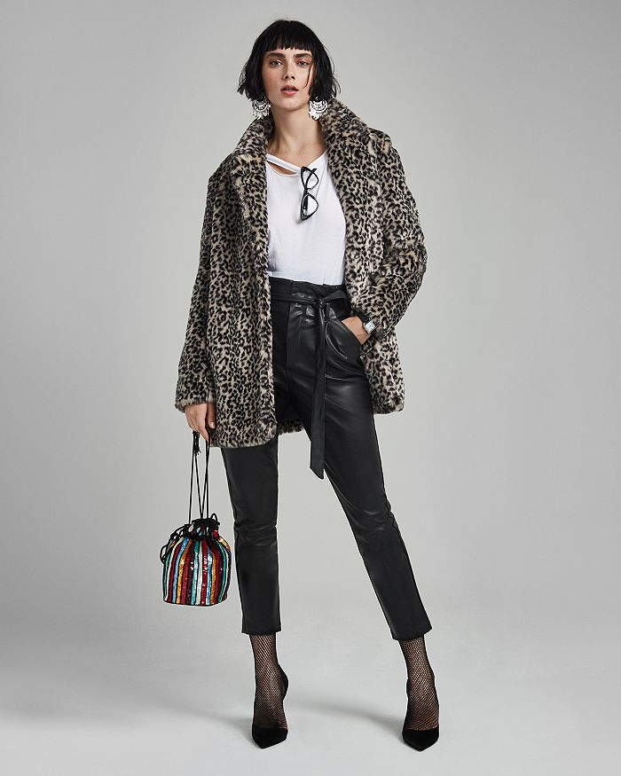 AQUA - Coat - 100% Exclusive, Lucy Paris Pants & More