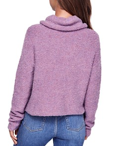 Free People - Stormy Cowl-Neck Sweater