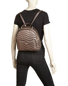 kate spade new york - Reese Park Ethel Medium Leather Backpack