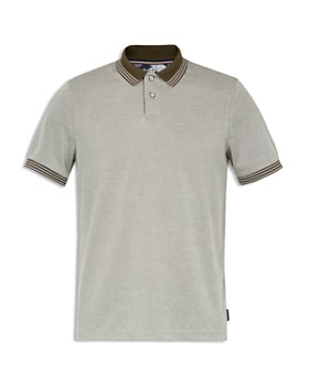 Ted Baker - Rings Polynosic Slim Fit Polo Shirt