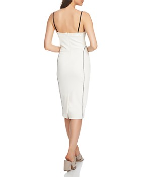 1.STATE - Seamed Slip Dress