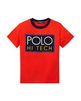 Ralph Lauren - Boys' Polo Hi Tech Tee - Big Kid