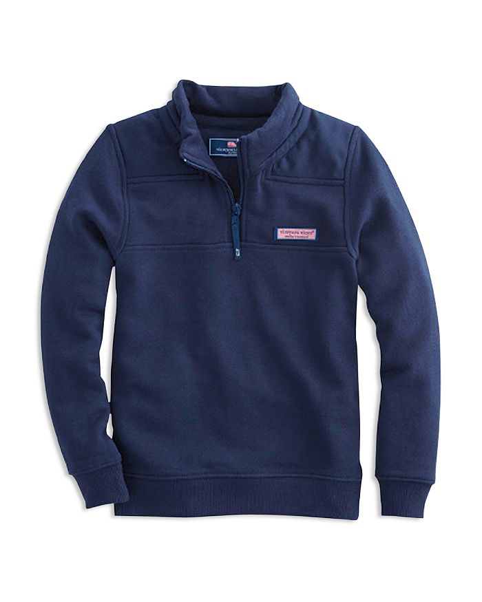 Vineyard Vines - Boys' French Terry Shep Shirt - Little Kid, Big Kid