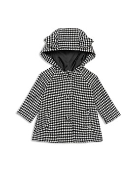 Bardot Junior - Girls' Houndstooth Coat - Little Kid