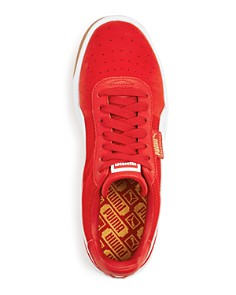 PUMA - Men's California Casual Lace-Up Sneakers