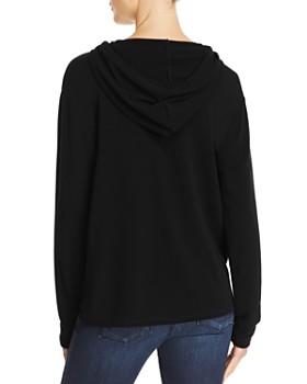 Michelle by Comune - Glenoma Hooded Sweatshirt