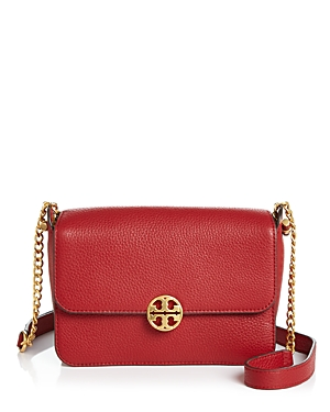 Tory Burch Chelsea Leather Crossbody