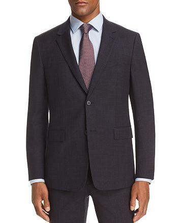 Theory - Gansevoort Tonal Texture Slim Fit Suit Jacket