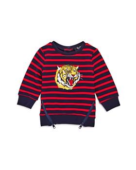 Bardot Junior - Boys' Striped Tiger Sweatshirt - Baby