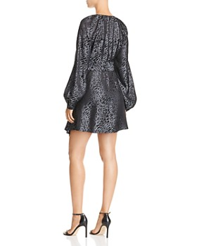 Equipment - Alexandria Leopard Mini Dress