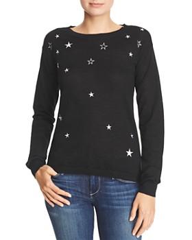 Rebecca Minkoff - Lilita Star-Embroidered Wool Sweater