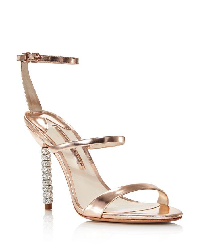 Sophia Webster Women's Rosalind Crystal 100 High-Heel Sandals    Bloomingdale's