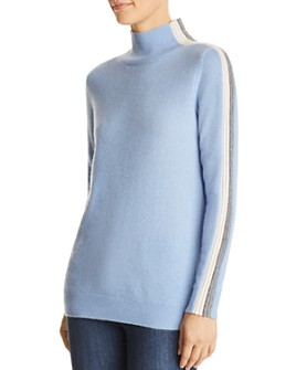 C by Bloomingdale's - Ski Striped Cashmere Sweater - 100% Exclusive