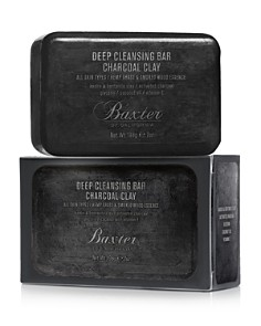Baxter of California Deep Cleansing Bar Charcoal Clay - Bloomingdale's_0