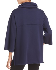 UGG® - Funnel Neck Poncho Sweatshirt