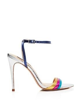 AQUA - Women's Kiki Rainbow High-Heel Sandals - 100% Exclusive