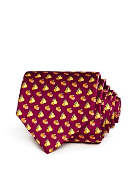 Salvatore Ferragamo - Lemons & Oranges Silk Classic Tie - 100% Exclusive