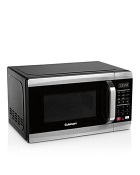 Cuisinart - Stainless Steel Compact Microwave Oven