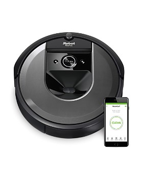 iRobot - Roomba® i7 Wi-Fi® Connected Robot Vacuum (7150)