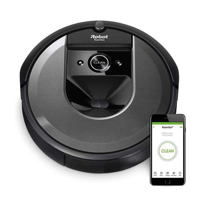 iRobot - Roomba® i7 Wi-Fi® Connected Robot Vacuum (7150)