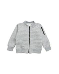 Sovereign Code - Boys' Ribbed Zip-Up Sweater - Little Kid, Big Kid