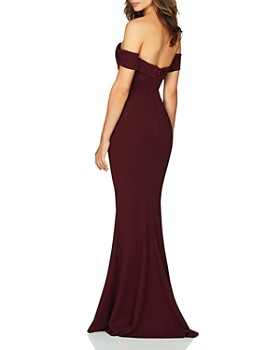 Nookie - Camille Off-the-Shoulder Gown