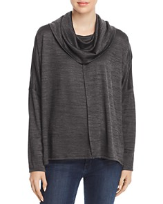 Status by Chenault - Cowl Neck Poncho Sweater