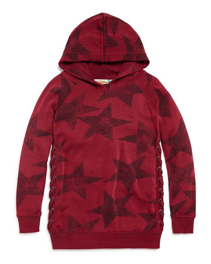 Vintage Havana - Girls' Star-Print Hoodie - Big Kid