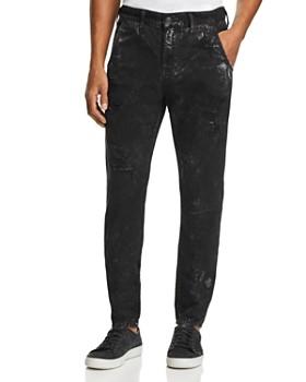 True Religion - Finn Skinny Fit Jeans in Concrete