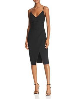 Black Halo - Bowery Ruched Dress - 100% Exclusive