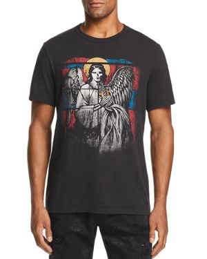 TRUE RELIGION Men'S True Vices Graphic T-Shirt in True Black