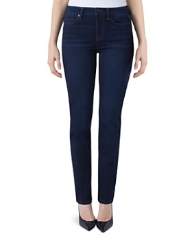 Liverpool - Simone Straight Jeans in Dynasty