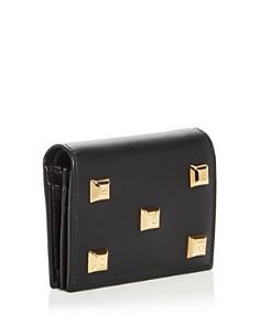 Salvatore Ferragamo - Studio Studded Leather Wallet