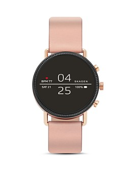 Skagen - Falster 2 Pink Strap Smartwatch, 40mm